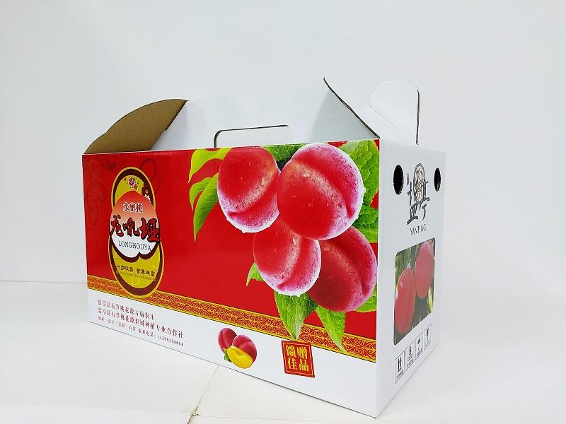 水果包装纸箱彩印