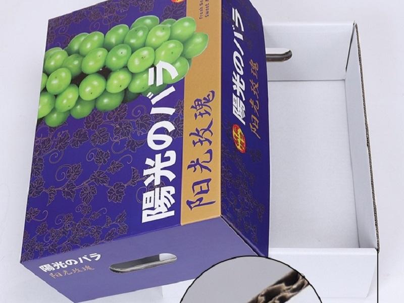 成都定制水果礼盒选择颜色的区别