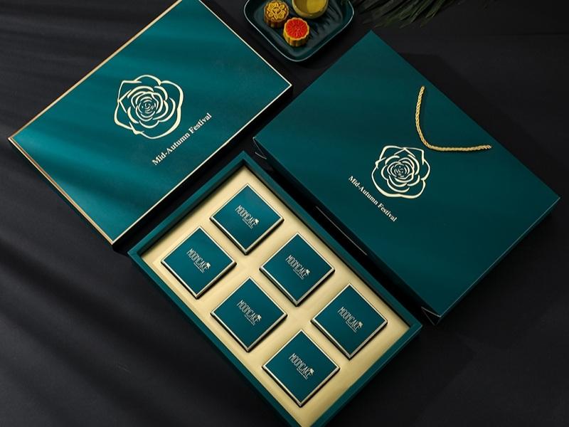 月饼包装礼盒设计图二