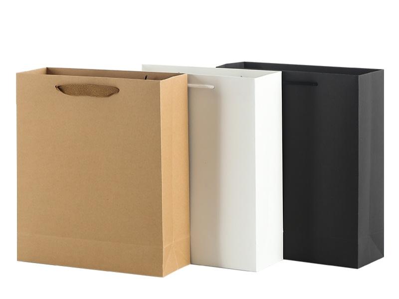 白色牛皮纸可以做手提袋吗