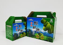 猕猴桃包装盒客户合作案例