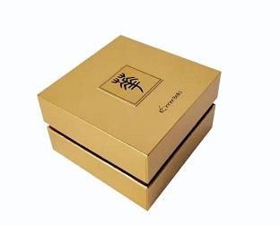 化妆品礼品包装盒制作