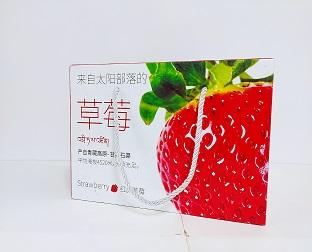 成都草莓包装盒/礼品盒定制