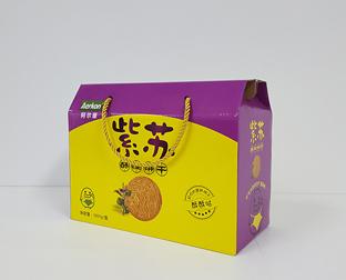 饼干礼品盒制作