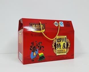 四川土特产礼品盒