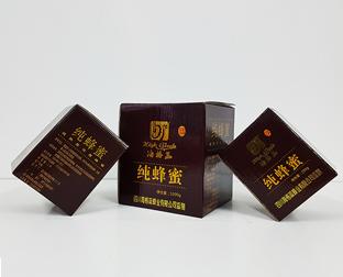 成都蜂蜜包装盒定制/制作