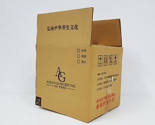 物流纸箱制作
